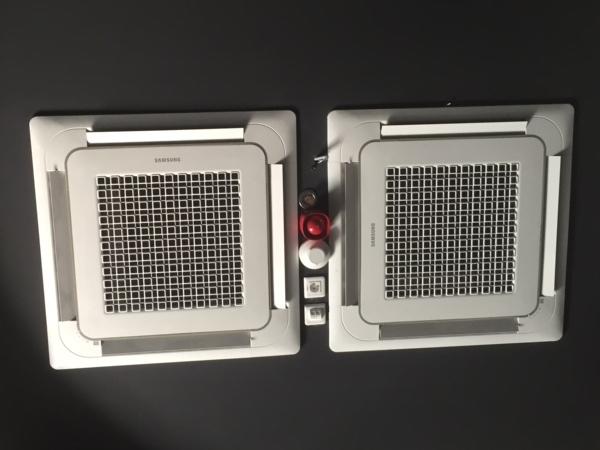 Proiectare sisteme de climatizare si ventilatie