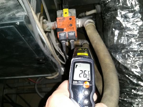 verificare sisteme de ventilatie si climatizare