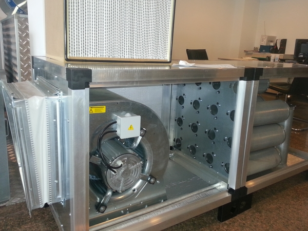 Commissioning of air conditioning and ventilation systems
